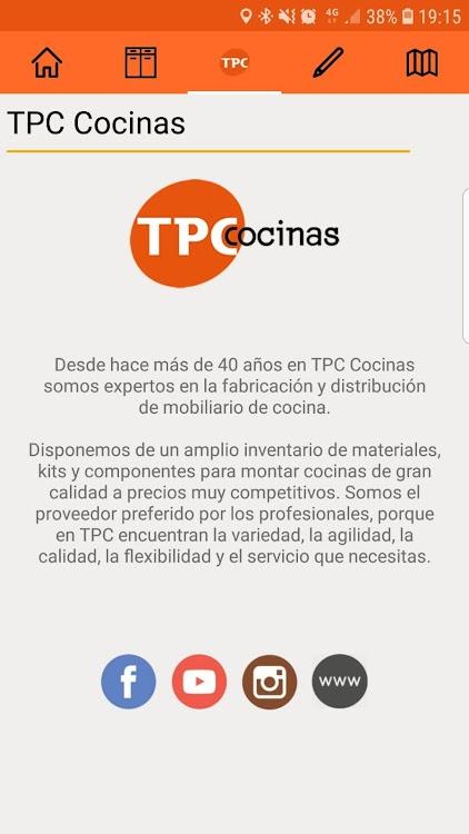 Tpc Cocinas Android Applications Appagg