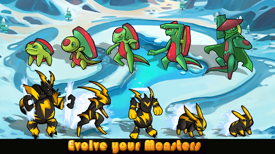 Cutie Monsters Tower Defense 2 - náhled
