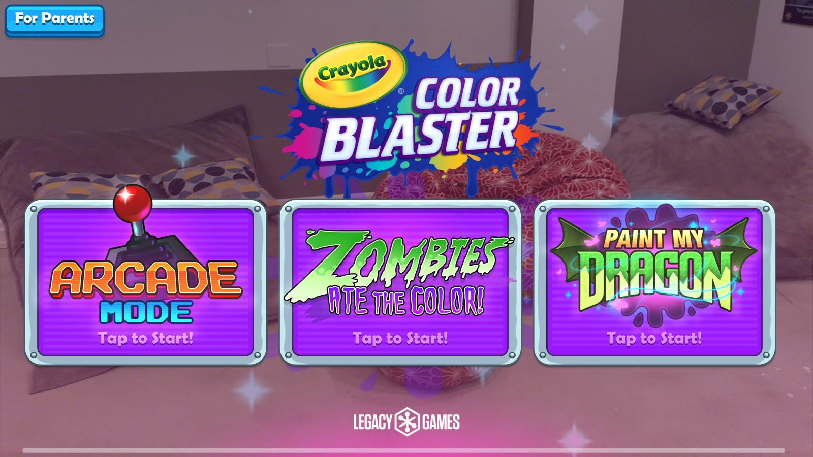 Crayola Color Blaster- screenshot