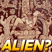 ANCIENT ALIEN LIVE WALLPAPER
