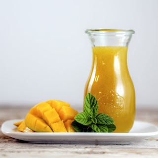 Mango Syrup Drinks Recipes