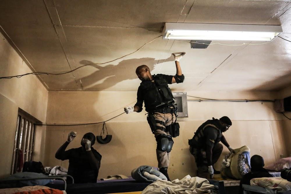 Die hofstryd duur voort om die gevangene met sy skootrekenaar in die Johannesburgse gevangenis - SowetanLIVE, te gebruik