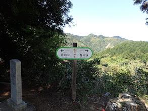 峠からの眺め(西側)