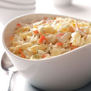 Favorite Crab Pasta Salad Recipe