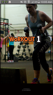 Workout1- screenshot thumbnail