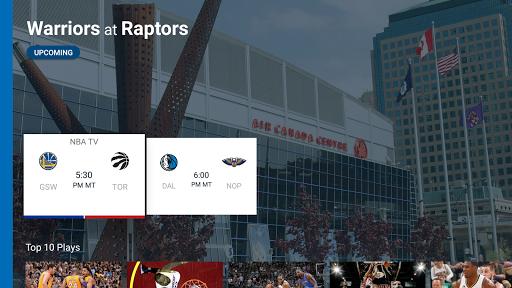 NBA for Android TV 2017.1.1 screenshots 3
