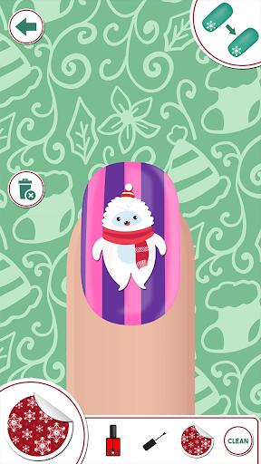 Christmas Nail Manicure Salon 1.5 screenshots 1