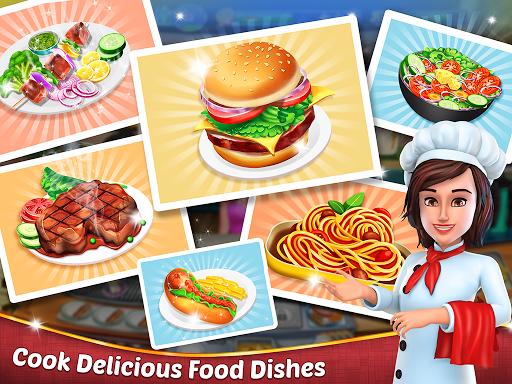 Chef's Life : Crazy Restaurant Kitchen apkmr screenshots 13