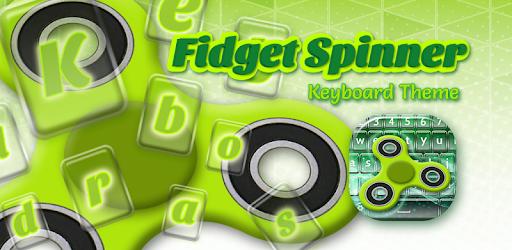 Tema Fidget Spinner Play Teclado Google De Aplicaciones En MVqSpzU