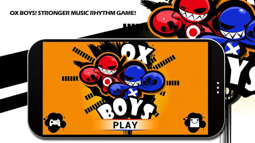 OX BOYS - Music Rhythm Game