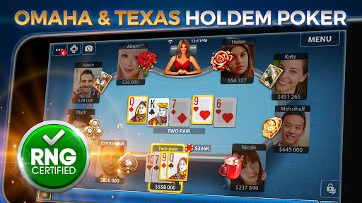 Omaha & Texas Hold'em Poker: Pokerist 31.3.0 screenshots 9