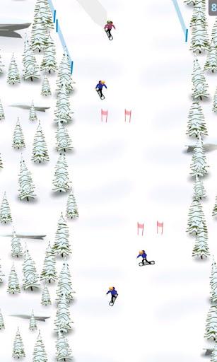 Alpine Boarder  screenshot 5
