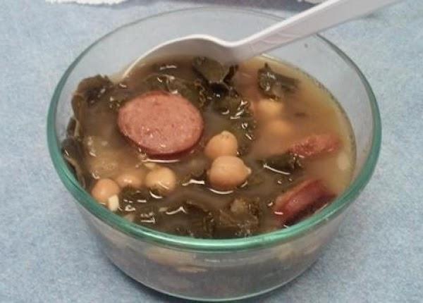 Smoked Sausage And Kale Soup Recipe