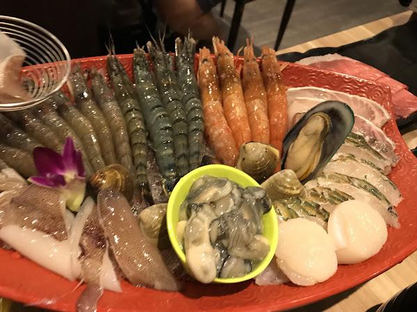 Cp值爆髙/肉量多!且海鮮很新鮮!