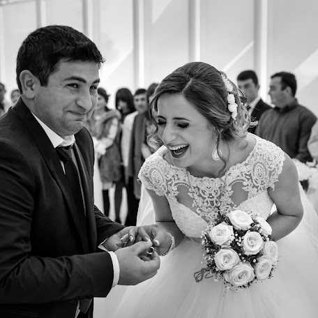Wedding photographer Bessarion Chakhvadze (Bessarion). Photo of 15.03.2018