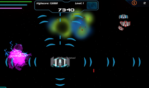 [Download Discharge - space shooter for PC] Screenshot 6