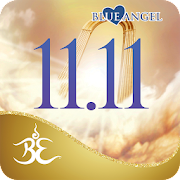 App Icon for 11.11 Meditations App in Czech Republic Google Play Store