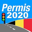 examen theorique permis belgique 2020 icon
