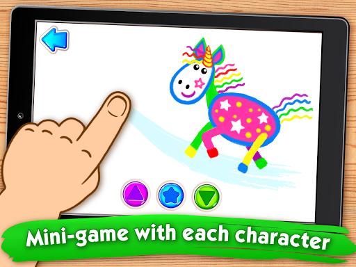 Children Coloring Games for kids! Preschool games 2.0.1.0 screenshots 9