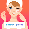 Beauty tips for girls, Free makeup lookbook tips icon