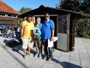 Photo: 5e plaats: Ben Arons en Anita van den Herik
