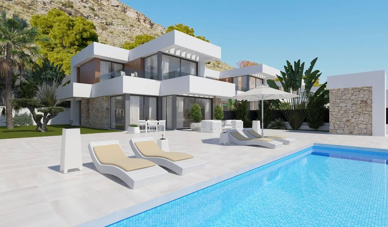 Chalet avec terrasse Finestrat