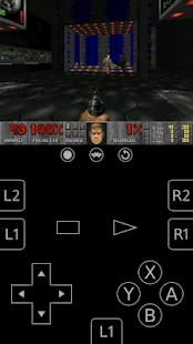 RetroArch64 - náhled
