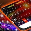 Galaxy GO tema del teclado icon