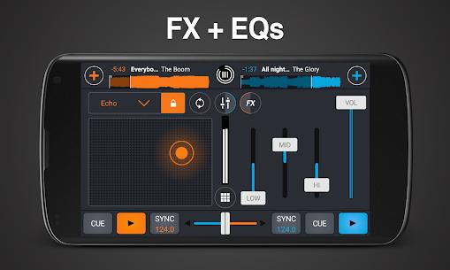 Cross DJ Pro 3.3.2 Mod Apk (Cracked) Download Latest Version 5
