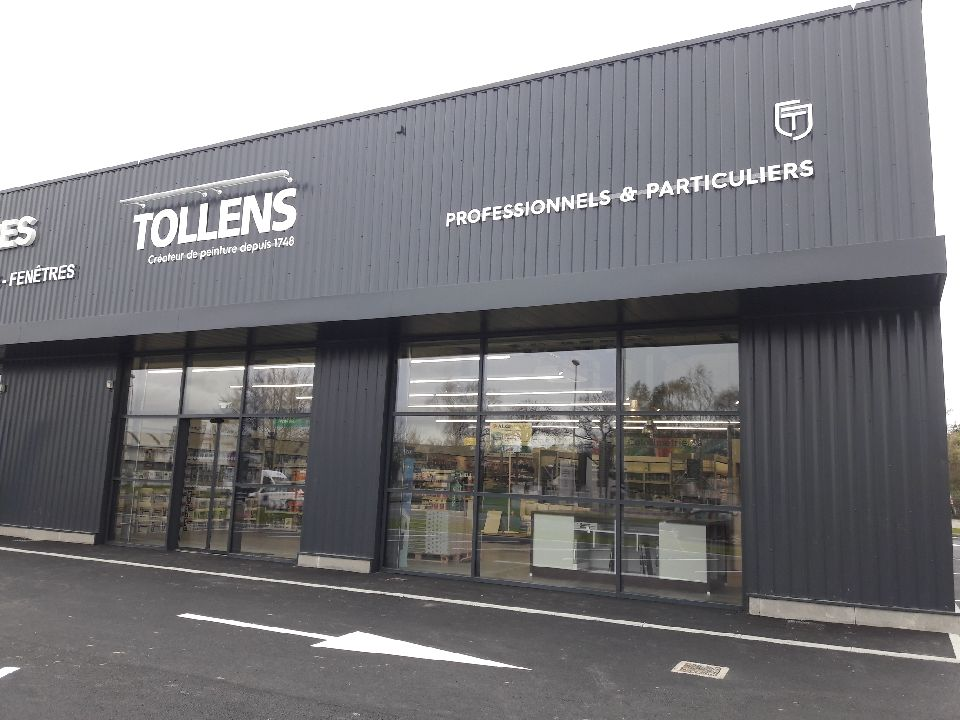Tollens Orvault Nantes Nord