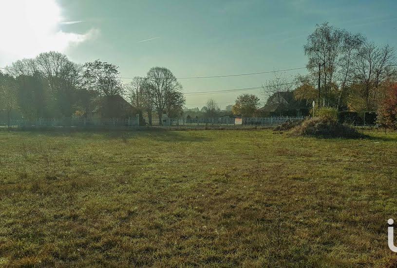 Vente Terrain à bâtir - 738m² à Bazoches-sur-le-Betz (45210)