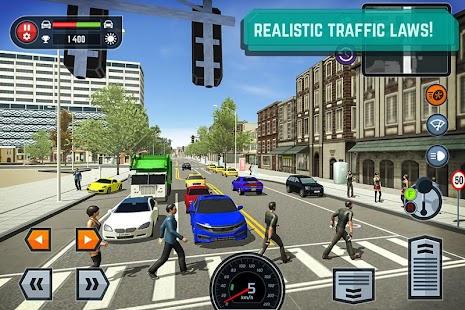 Car Driving School Simulator- screenshot thumbnail