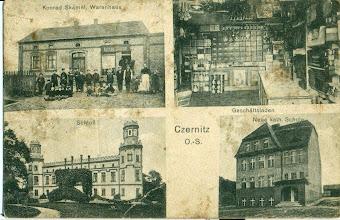 Photo: Pocztówka z Czernicy.