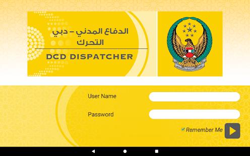 DCD Dispatcher (Unreleased) - náhled