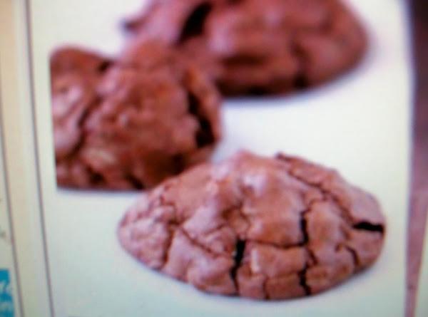 Chocolate 911 Emergency Cookies Recipe