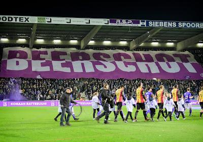 Le Beerschot a mis l'Union belge en demeure et a demandé à l'UEFA de réagir