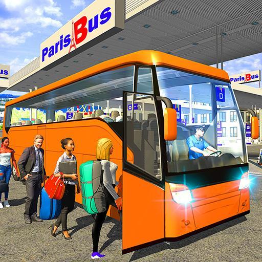 Reisebus-Fahr Simulator 2018