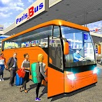Coach Bus Driving Simulator 2018 3.7 (Free Shopping)