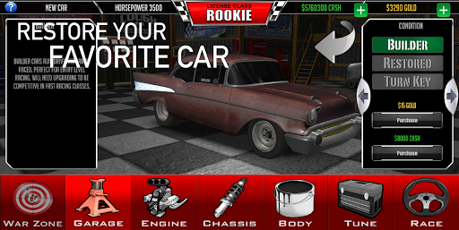 door slammers 2 drag racing screenshot 2