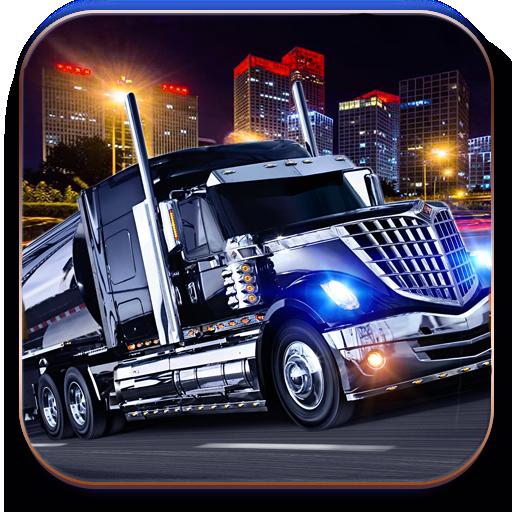 Oil Tanker Truck Transporter: Mack Truck Driver