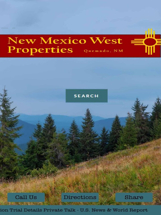 New Mexico West Properties- screenshot