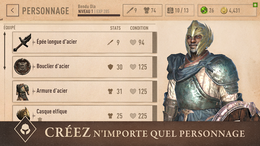 Code Triche The Elder Scrolls: Blades APK MOD (Astuce) screenshots 4