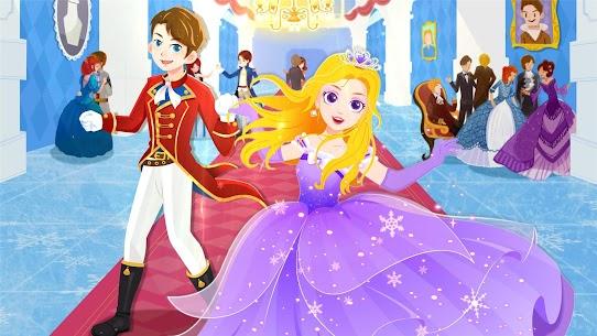 Princess Makeup: Snow Ball 6