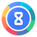 ActionDash: Digital Wellbeing & Screen Time helper icon