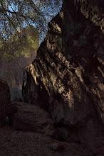 Photo: Sunlight on Rock - Pinnacles National Park, CA