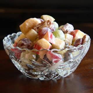 Chobani Harvest Fruit Salad.