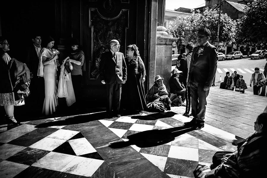 Wedding photographer Valery Garnica (focusmilebodas2). Photo of 22.11.2019