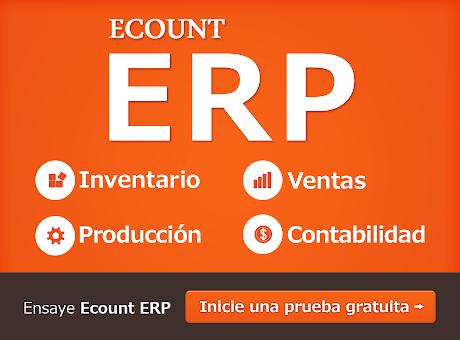 Ecount ERP - ES