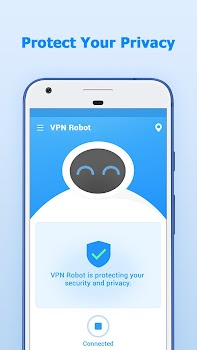 VPN Robot - Free VPN Proxy