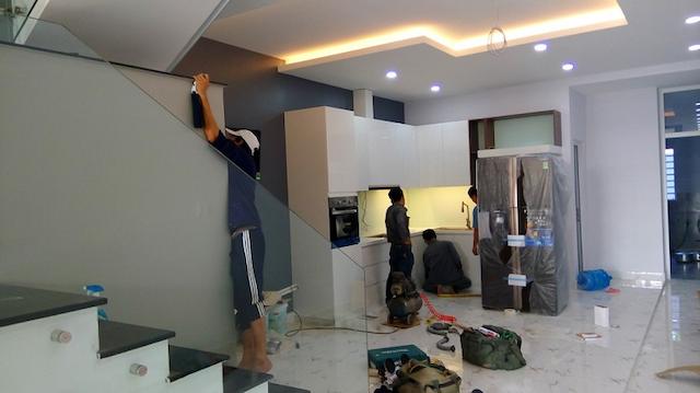 Báo giá sửa chữa nhà tại quận 4, TPHCM